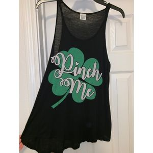 Pinch Me St. Patrick's Day Tank